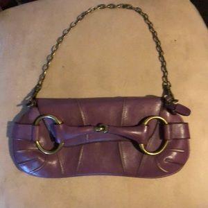 Handbags - Horsebit clutch